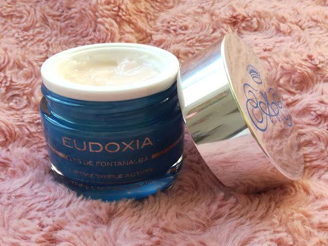 A la découverte d'une nouvelle marque avec la Crème Triple Action Eudoxia