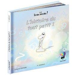 """Livre """"L'histoire du tout petit 1"""""""