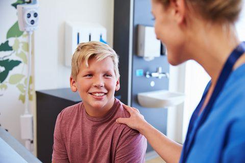Anche tra i ragazzi più giovani è frequente il varicocele, un ingrossamento delle vene testicolari che può causare sterilità.