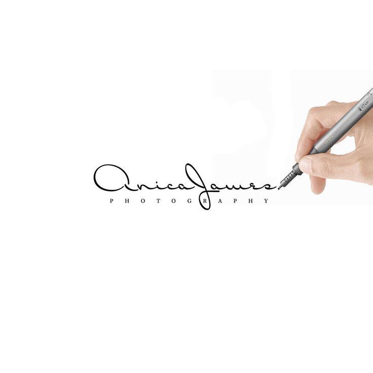 Calligraphy Logo,Text Logo,Name Logo,Font Logo,Signature Logo,Photography Script Logo,Cheap Logo,Elegant Script Logo,Blog Logo Premade,Logo by WithPassionDesign on Etsy