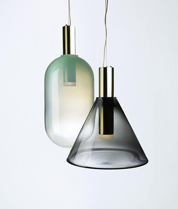 PHENOMENA by Dechem studio #bomma #bommalighting #crystal #mouthblown #design #czechdesign #lighting #pendant #czechrepublic #crystallighting #designlighting #glassdesign #lightdesign #lightingdesign