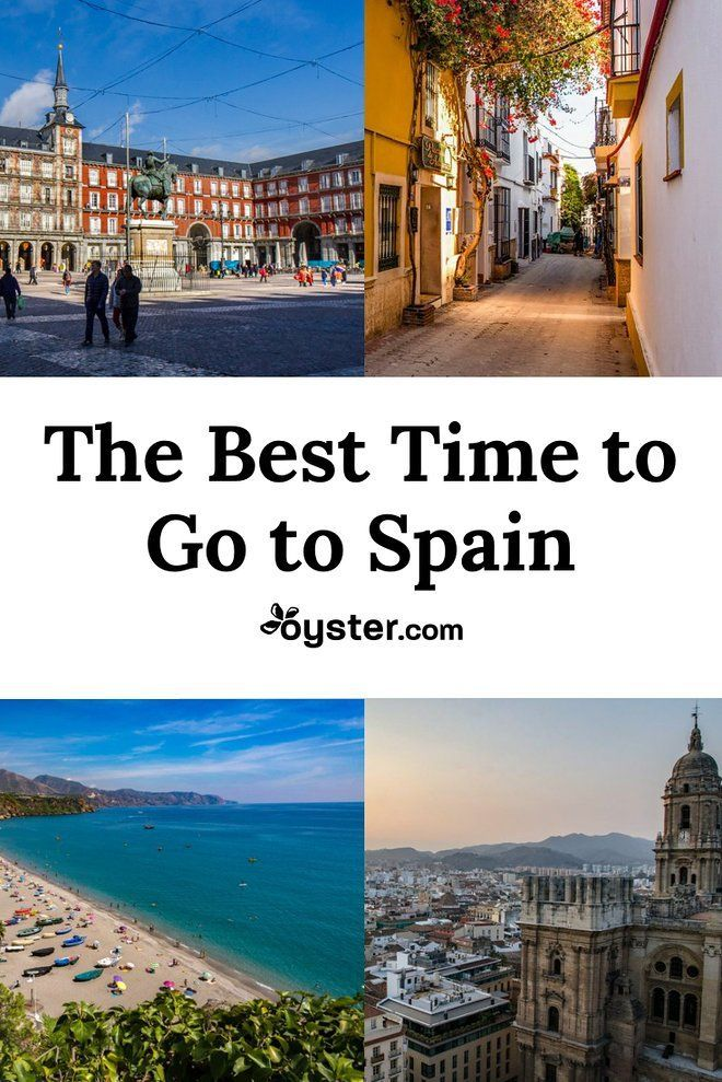 What are the best places to travel to Spain in 2021