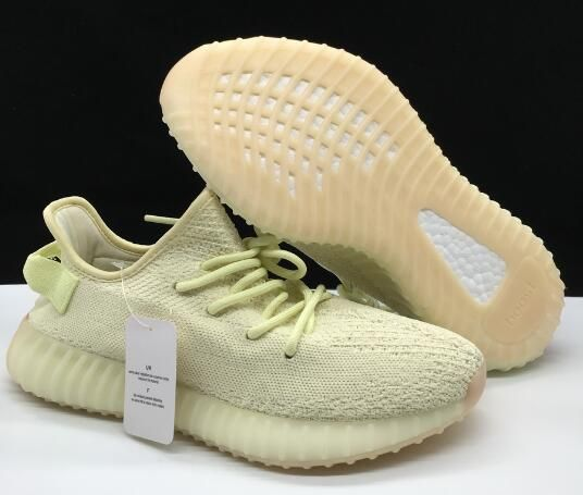 "1fa2f97550fd3a Adidas Yeezy Boost 350 V2 ""Ice Yellow"" F36980 in 2019"