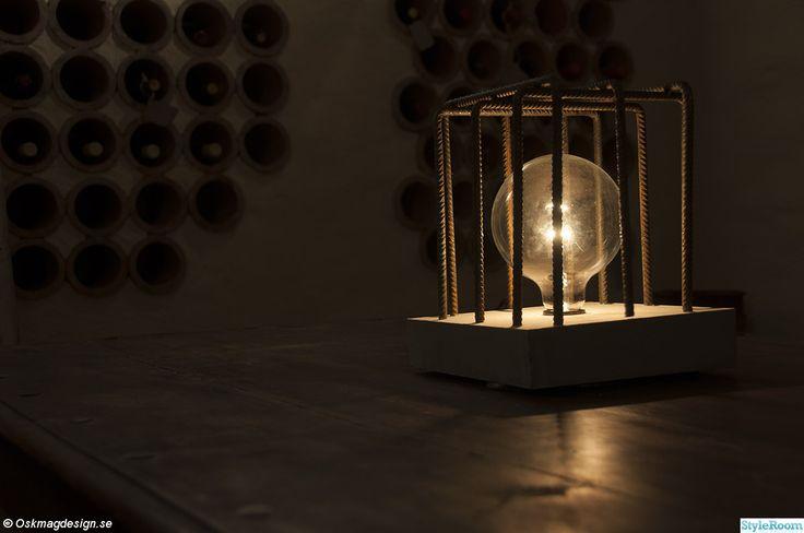 industri,industrilampa,industrimodernt,industristil,industriell,industri romantik,lampa,hjärta,armeringsjärn,betong,betonglampa