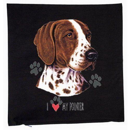 Aus der Kategorie Kissen & Decken  gibt es, zum Preis von EUR 19,95  Die Geschenkidee das Kissen <strong> Kissen mit Innenkissen - English Pointer - Hunde Hundebesitzer Geschenk - mit 40x40cm - in schwarz : ) </strong> mit der Artikelnummer KB_KIS-mit-Fü_01_08759HD4 <br>inklusive Innenkissen mit einer Größe von 40 cm x 40 cm.<br>Ein prima Geschenk für Geschäftsfreunde, auch für Kinder mit lustigen Motiven oder als Bereicherung für ihr eigenes Heim.<br> Die Auswahl der Motive bei <b>Verve Fun…