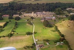 Ampleforth College, Yorkshire, England