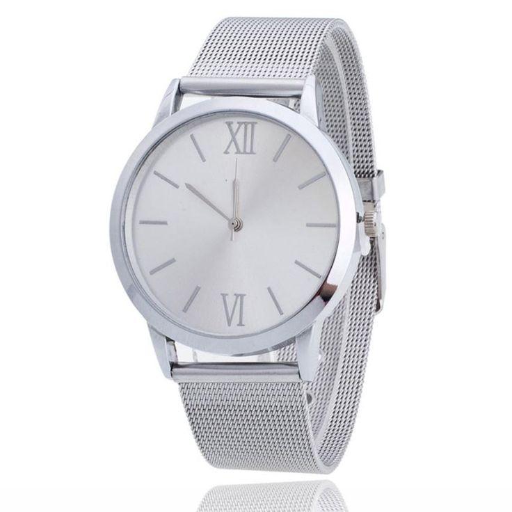 """ExtraShop - Buy """"2018 <b>new</b> fashion <b>Stainless Steel</b> Quartz Watches ..."""