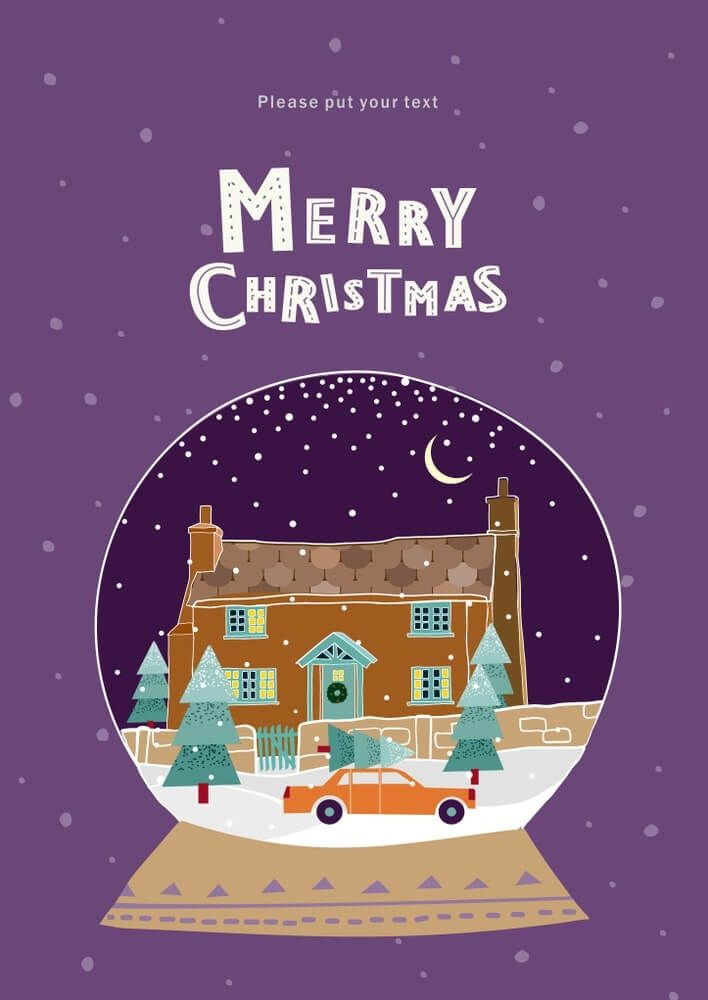 Merry Christmas Greeting Cards Free Download | Christmas Cards ...