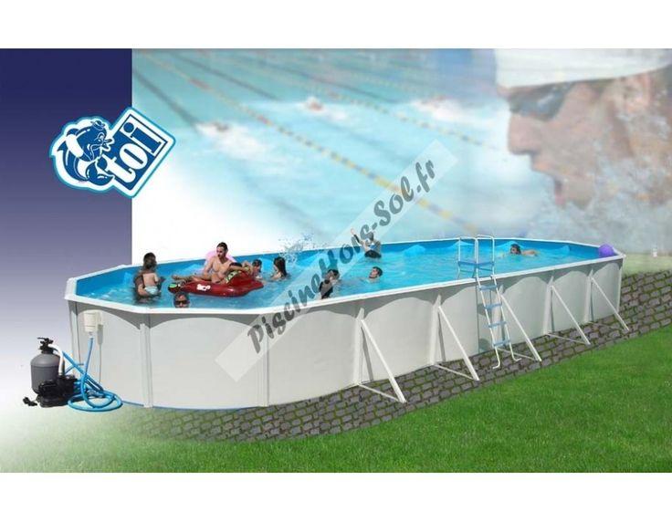 Un fait intéressant, saviez-vous qu'une piscine démontable peut mesurer jusqu'à 12 mètres de long ? Et sa largeur dans un maximum de 1 mètre et 20 centimètres… Incroyable, pas vrai ? Depuis PISCINE-HORS-SOL nous vous montrons les meilleures piscines en tôle qui sont de plus en plus à la mode chaque jour.Visitez notre page web sur http://www.piscinehors-sol.fr/piscine-hors-sol-toi-ovale/piscine-hors-sol-toi-ovale-1200x457x120-8936.html