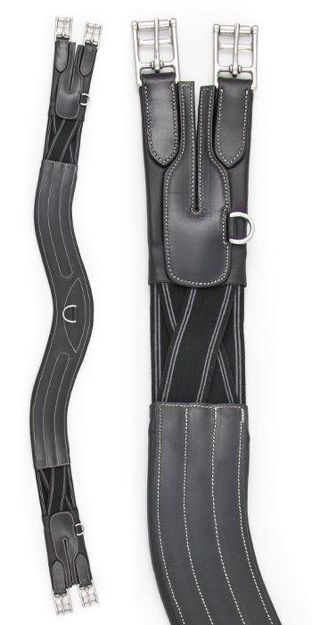 English Tack Store - Shires Salisbury Contoured Leather Girth, $209.95 (http://www.englishtackshop.com/shires-salisbury-contoured-leather-girth/)