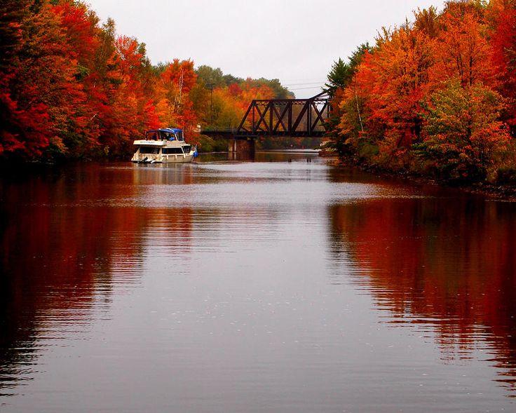trent-severn waterway - Google Search