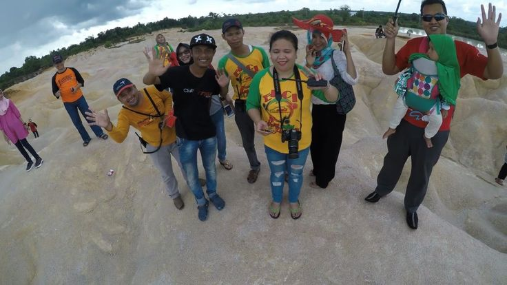 Tour de Bintan 3 :  explore Gurun Pasir Bintan (GoPro Hero 5)