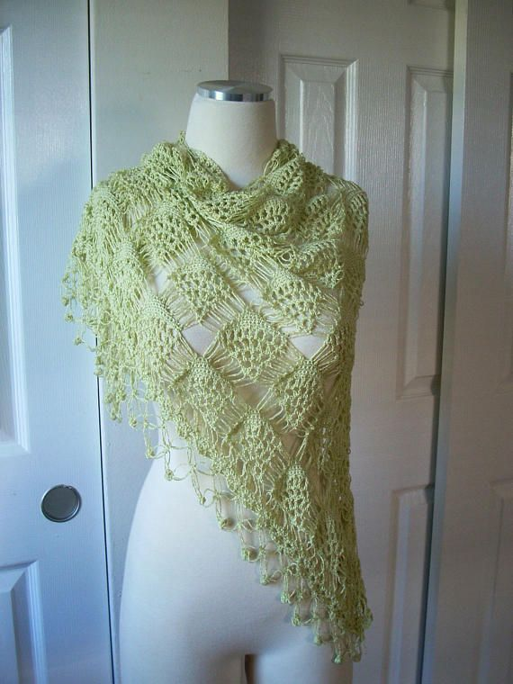 Free shipping Mothers day gift Silky crochet handknit