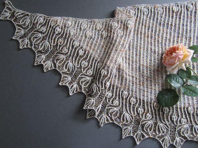 Ravelry: Rebel pattern by Lesley Anne Robinson
