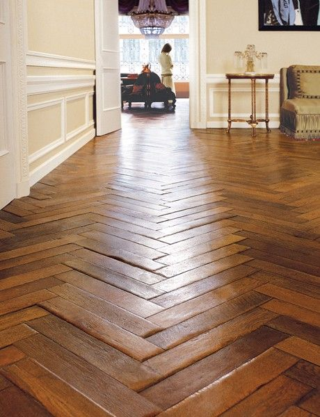 Always looking for floor ideasFloors Pattern, Dreams, Chevron Pattern, Wood Floors, Woodfloors, House, Chevron Floors, Herringbone Floors, Design