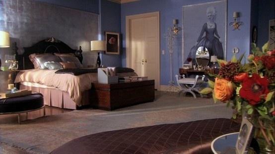 Lieblich Kleines Schlafzimmer, Wandgestaltung, Ich Liebe, Kaufen, Einrichtung,  Wohnen, Rund Ums Haus, Runde, Blair Waldorf Schlafzimmer