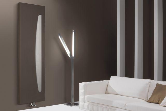 shadow - Con la piastra in acciaio della linea Shadow, Deltacalor ha dato vita a radiatori in grado di donare agli ambienti un grande calore e un nuovo spessore estetico.