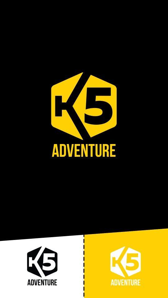Logo for adventure equipments
