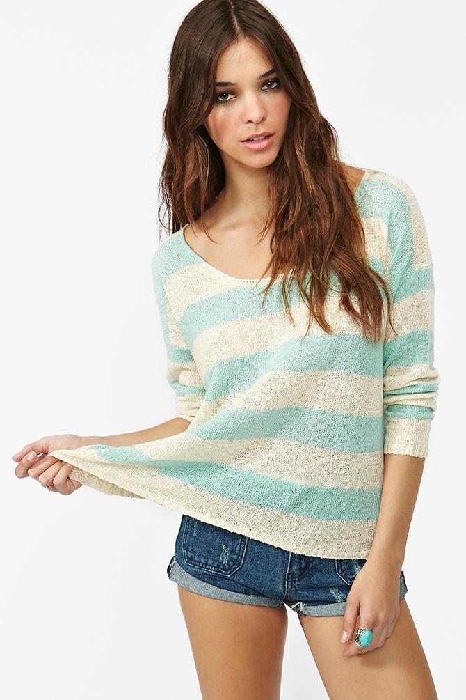 Shore Thing Knit