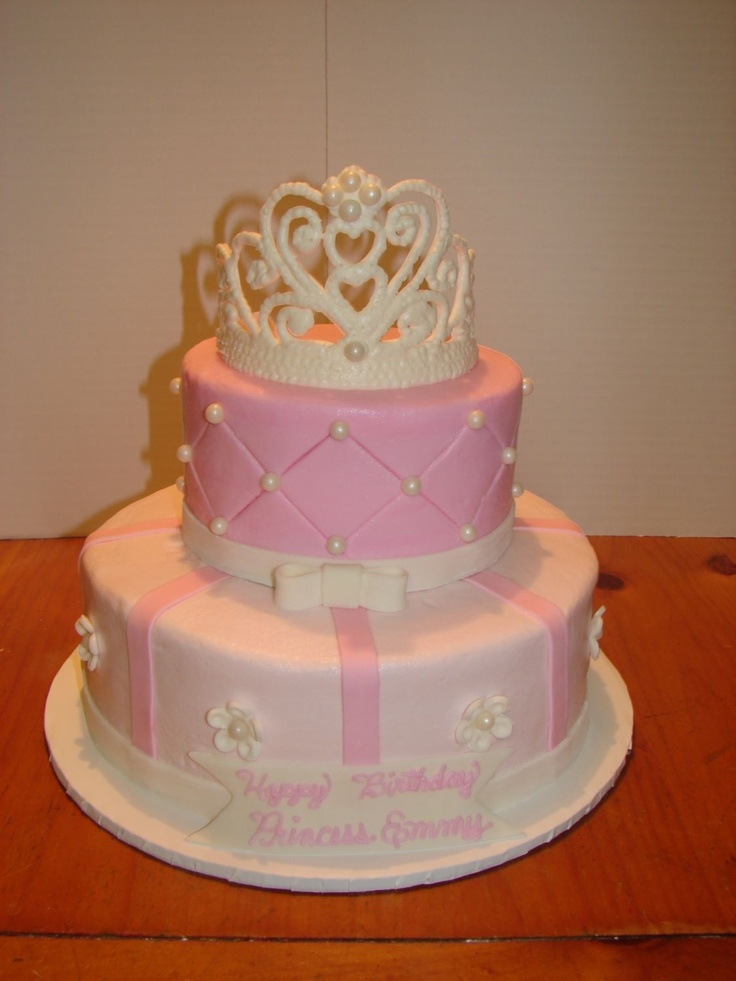 17 Best ideas about Pink Princess Cakes on Pinterest ...