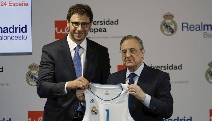 Florentino Pérez sobre los árbitros: «Creo que hay veces que no están a la altura de la grandeza de un Madrid-Barcelona»