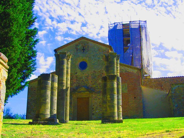 Barberino Val d'Elsa (Firenze) Pieve di S.Appiano