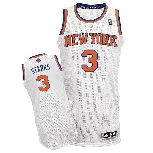 Get Adidas New York Knicks Authentic White John Starks Home Jersey - Men's From the Official Knicks Store, Get Fast Shipping.