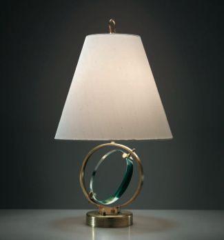 Gorgeous Art Deco Table Lamp - Philips London September Design Auction