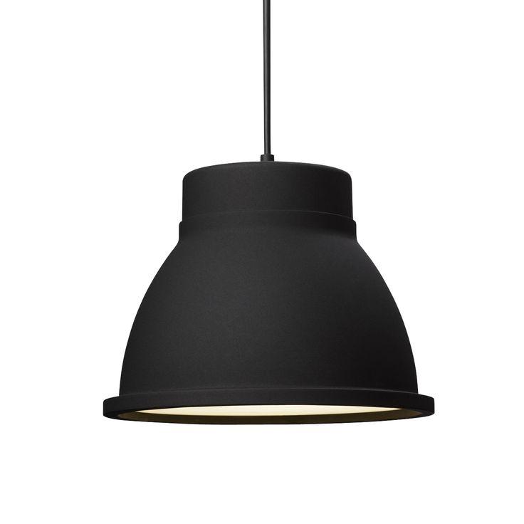 pendelleuchte studio lamp von muuto mit glasdiffuser. Black Bedroom Furniture Sets. Home Design Ideas