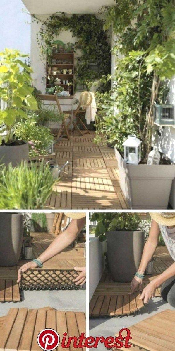 47 Unique Small Balcony Garden Ideas Gardenideas Balconyideas
