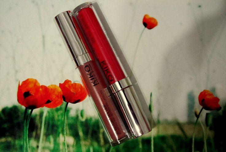 3D Lips. Kiko Instant Volume.