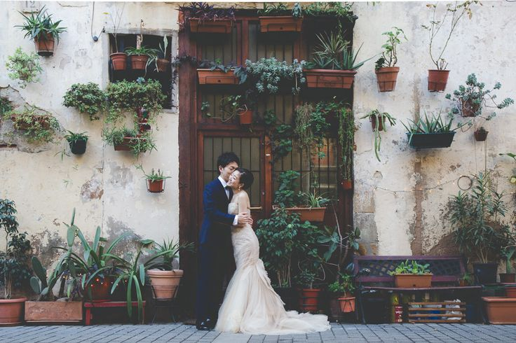 MAI AND KEIGO: JAPANESE WEDDING IN BARCELONA