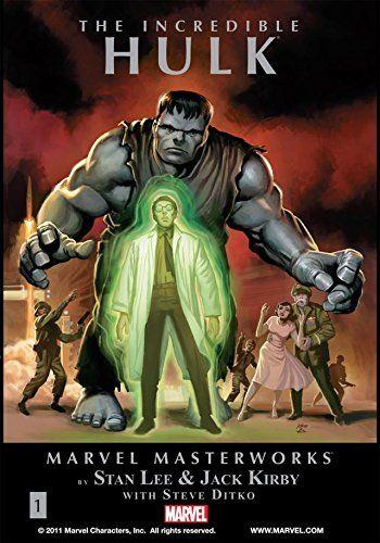 Incredible Hulk Masterworks Vol. 1 (Incredible Hulk (1962...