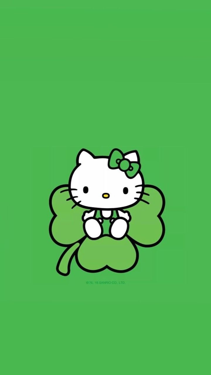 Most Inspiring Wallpaper Hello Kitty Mint Green - 9d4d6e0e542935f1f638619e1602d4f8--st-patricks-day-hello-kitty  Snapshot_193720.jpg