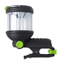 Need a gift idea for Dad? How about the Blackfire Clamplight Lantern.