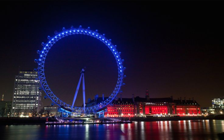 https://wallpaperscraft.com/download/uk_england_london_evening_city_lights_lights_illumination_ferris_wheel_buildings_houses_quay_river_reflection_58291/3840x2400