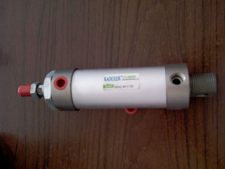60.00$  Know more - http://aimp9.worlditems.win/all/product.php?id=32629525708 - Airtac type MAL mini aluminium pneumatic cylinders MAL42X400