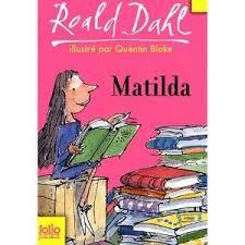 Image result for roald dahl books matilda