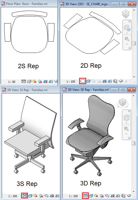 practical BIM  Managing Detail in Revit Families. 31 best Revit Tutorial images on Pinterest   Revit architecture