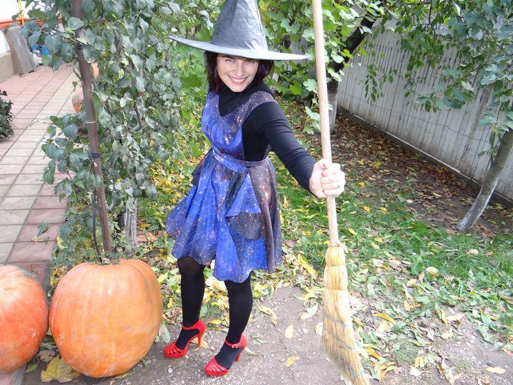 DIY costume for Halloween!