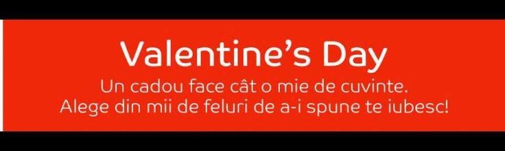eMAG te pregateste de Valentine`s Day