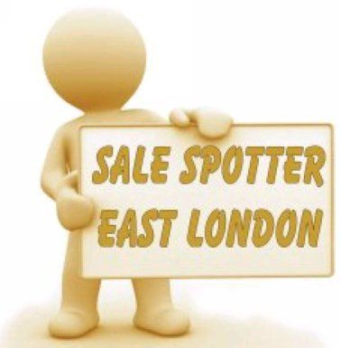 Advertise your business - sell your stuff - anything goes at www.facebook.com/salespottereastlondon