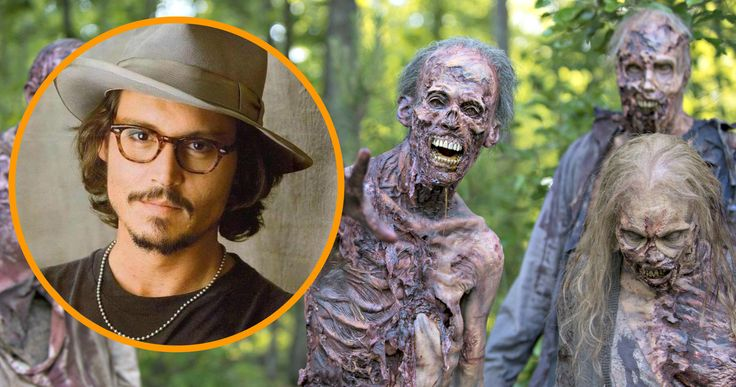 'Walking Dead' Easter Egg Reveals Johnny Depp Cameo -- Johnny Depp inadvertently appeared on the latest episode of 'The Walking Dead', but you have to really look to find him. -- http://movieweb.com/walking-dead-season-6-easter-egg-johnny-depp-cameo/