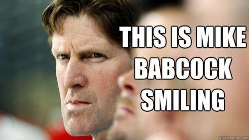 Mike Babcock - Detroit Red Wings