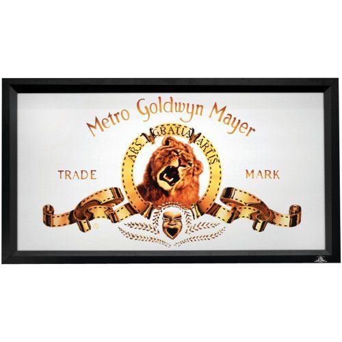MGM MGM-110-VX Hdtv Format Fixed Frame Screen (110-Inch) 16:9 Hdtv Format. Includes 2 Screensñbright White For Vivid Picture Even In Partially Lit Rooms & Dove Gray For High Contrast Picture In Darker Rooms. Cinema-Quality Fabric. Fixed Screen Tension For Perfectly Flat Surface. High Effective Scattered Screen Angle.  #MGM #CE