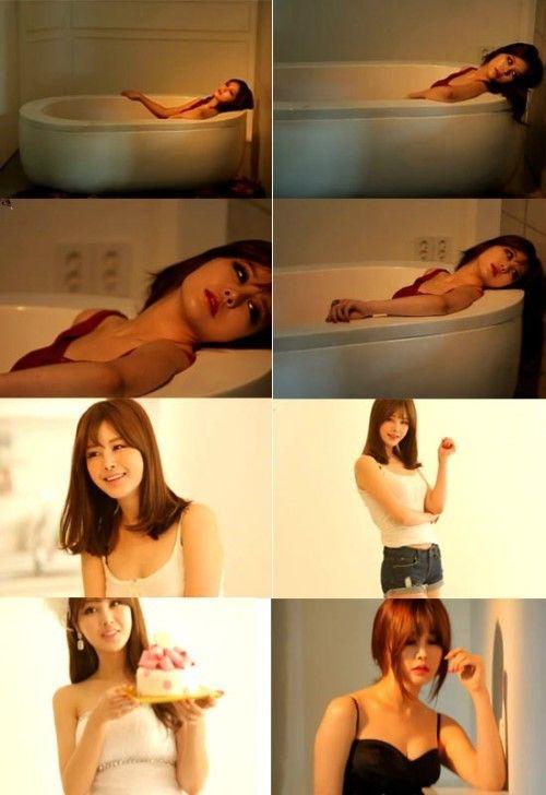 박은지 욕조 화보, 도발적 매력 `발산` :: 네이버 TV연예