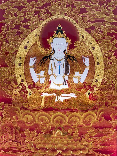 Chenrezig, Bodhisattva of Compassion