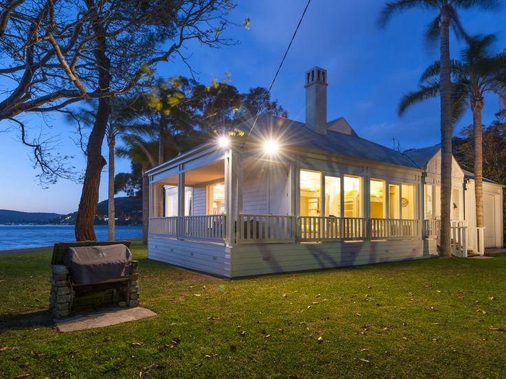 Walter Barda design and Shane Kavanagh built - Palm Beach Sydney