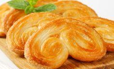 Recetas de Cocina faciles.: Como hacer masa de hojaldre para palmeritas