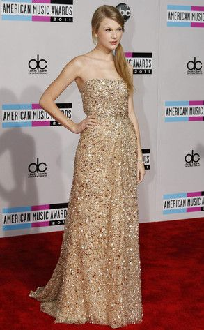 Stunning in Sequins from Taylor Swift's Best Looks | E! Online